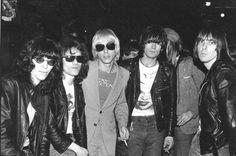 Iggy Pop, The Ramones -I Love Joey Ramone : Photo