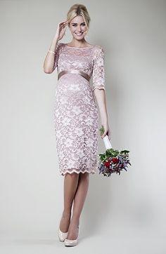 Das Amelia in Vintage Rose ist ein wunderschönes Kleid für jeden besonderen Anlass.