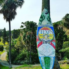 New October #BoardArt Contest entry from Lara M. (@good__vibes__art) of #Australia! Vote for this entry now at GROM-IT.com! This months Board Art Contest winner also earns a chance to receive a custom-shaped #Orion #shortboard in our next Board Art Final! Submissions are NOW being accepted for this months Board Art Contest so get YOURS in today at WWW.GROM-IT.COM for a chance to win a prize pack from Grom-It x Lost (@lost9193) x @ChumsUSA x @BeyondCoastal_Suncare! #surfing #skateboarding…