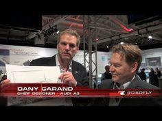 Dany Garand, Chief Designer of 2015 Audi A3 Sedan chat with Charlie Romero of RoadflyTV