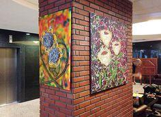 #slava_zaimak #art #artcorner #creation #hotel #hotelrus #premierhotelrus