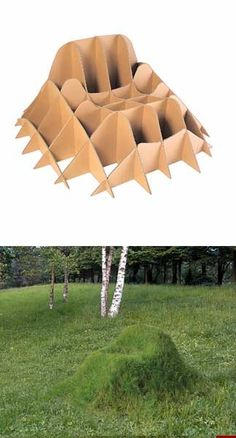 DIY Lawn Chairs! This is awesome!