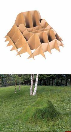 DIY Lawn Chairs