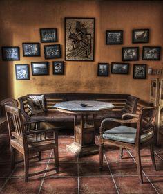 Javanese Dining Room