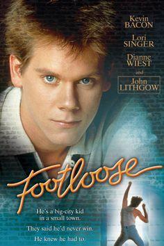 Footloose (1984) Movie Poster