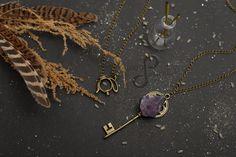 Raw Amethyst, Handmade Jewellery, Wordpress, Key, Pendant Necklace, People, Jewelry, Handmade Jewelry, Jewlery