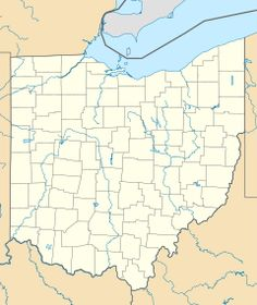 Crittenden Farm is located in Ohio - where the gothic farmhouse is located