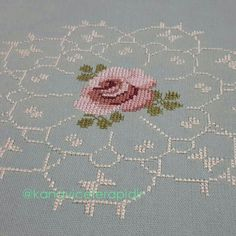 Instagram photo by @kanaviceterapidir (Crossstitch is a theraphy) | Iconosquare