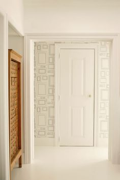 wallpaper for hallway?