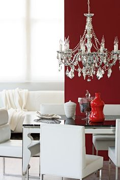 Color contrast.. #red #red