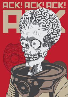ACK! by El Loco