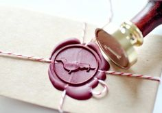 Dachshund wax seal stamp by Back to Zero: https://www.etsy.com/listing/151154673