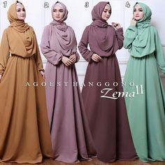 ZEMA 2 | Pusat Grosir Muslim