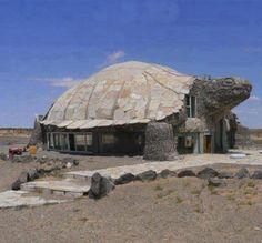 Una casa Tortuga! ^_^