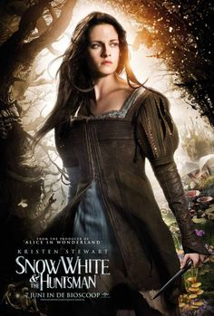 SNOW WHITE AND THE HUNTSMAN - Six New Character Posters — GeekTyrant