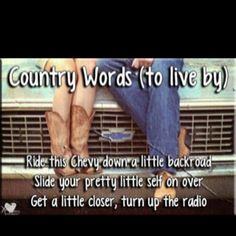New song by Jason Aldean. Another one I'm addicted to