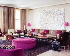 Pantone Color of 2014: Radiant Orchid / The English Room Blog