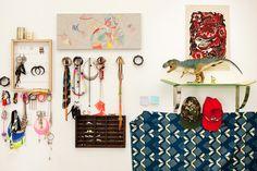 Tour Style Blogger Annie Chois Brooklyn Apartment