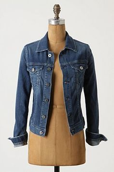 1232f3a9535f0 A classic jean jacket is a must