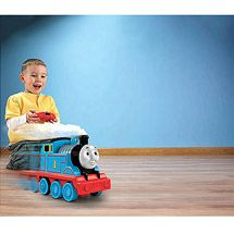 Walmart: Fisher-Price Steam 'N' Speed Thomas Radio-Controlled Vehicle