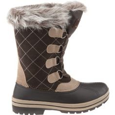 Polar Edge 174 Women S Insulated Plaid Duck Boots Academy