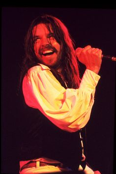 Musician Bob Seger performs at the Alpine Valley Music Theater East Troy Wisconsin July 13 1977 Name That Tune, For You Song, 70s Music, Rock Music, Bob Seger, Music Theater, East Troy, My Boyfriend, Rock N Roll