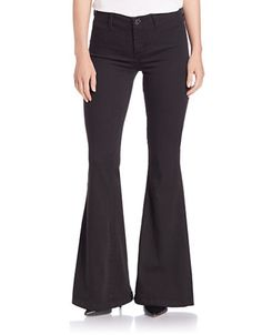 Jolene Bell-Bottom Jeans | Lord and Taylor