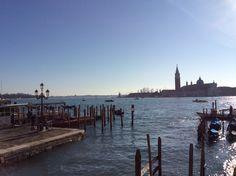 Venecia. Último día del año en la Plaza San Marco.