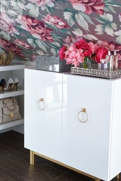 diy project stylish storage cabinet ikea