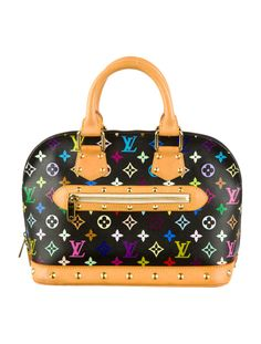 d933aa0f7f70 Louis Vuitton Multicolore Alma PM Louis Vuitton Alma