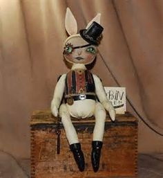 steampunk folk art and primitives - - Yahoo Image Search Results