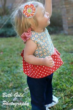 fairytale frocks and lollipops :: seamingly smitten, jennifer hall, ruffles galore pinafore, girl, baby, toddler, infant, play, school, top, button, boutique, ruffle, sewing, instant, download, pdf, e-pattern, e-book, tutorial, digipattern