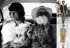 Moda e Musica: lo stile glam di Mick Jagger e Marianne Faithfull