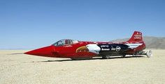 land speed record car - Google Search