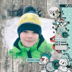 """kit: Snowing Outside """"Bundle Collection"""" by Paty Greif https://www.pickleberrypop.com/shop/product.php?productid=42275&page=1  template: Splendid Blended Vol.1 by Dagi's Temp-tations http://store.gingerscraps.net/Splendid-Blended-Vol.1.html"""