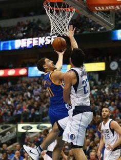 Blog Esportivo do Suíço:  Sem Curry, Warriors viram presa fácil para Mavs e perdem 2ª na temporada