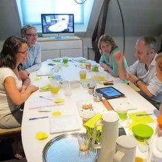 Lunch for the Brain met Vrije Academie over e-magazines en online presentatie