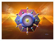 Soul (Personal) Geometry Art