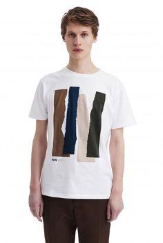 Wood Wood - WW Rip t-shirt Wood Wood, T Shirt, Fashion, Tee, Moda, La Mode, Fasion, Fashion Models, Tee Shirt