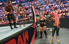 Raw 7/5/21: Nia Jax, Shayna Baszler, Eva Marie & Doudrop vs. Nikki A.S.H., Alexa Bliss, Asuka & Naomi Shayna Baszler, Nia Jax, Win Money, Double Team, Eva Marie, Charlotte Flair, Nine Months, Wwe, Superstar