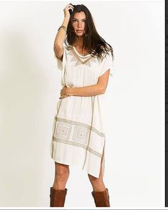 Boho Dress Available at Lush & Co. Boutique