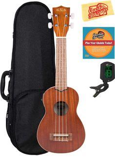 El mejor ukulele electroacustico que puedes tener! Hechale un vistazo. Kala Ukulele, Ukulele Songs, Ukulele Chords, Ukelele Soprano, Learn Acoustic Guitar, Music, Musica, Musik, Muziek