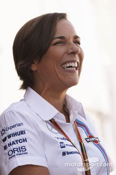 Claire Williams, Williams Deputy Team Principal | Main gallery | Photos | Motorsport.com