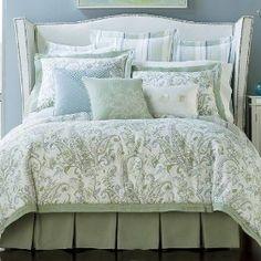Paula Deen Home Paula Deen Steel Magnolia Bedroom Set In