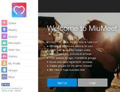Miumeet free dating site