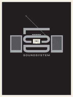 JasonMunn_LCDSoundsystem_Poster