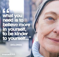 Be Kind To Yourself, Filmmaking, Life Lessons, Believe, News, Cinema, Faith