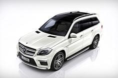 2013 Mercedes-Benz GL63 AMG Review
