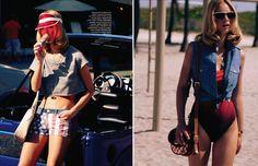 on the beach: ioanna ntenti by alice rosati for gioia 22nd june 2013   visual optimism; fashion editorials, shows, campaigns & more!
