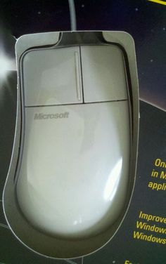 NEW Computer Mouse Intellimouse Serial or SP/2 Compatible Microsoft #Microsoft